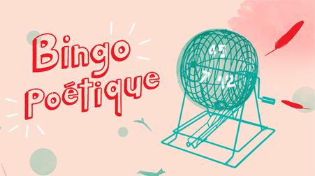 Bingo poétique visuel